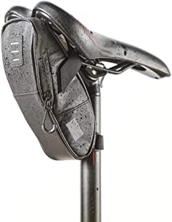Vatum Bikes wasserdichte Fahrradtasche mit Platz für Rücklicht & Zubehör - Satteltaschen für Fahrrad - Ideal für Fahrradzubehör & Werkzeug