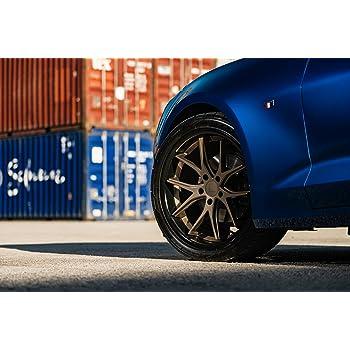 Amazon Com 22 Inch Ferrada Fr2 Matte Bronze Gloss Black Lip Concave Wheels Rims Set Of 4 Fits Jeep Grand Cherokee Srt Srt8 Automotive