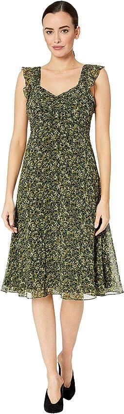 Camo Butterflies Dress