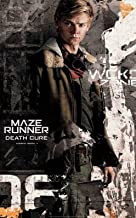 Poster Maze Runner The Death Cure Movie 70 X 45 cm