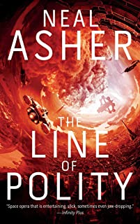 The Line of Polity: The Second Agent Cormac Novel