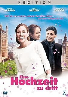 Eine Hochzeit zu Dritt [DVD] (2008) Piper Perabo; Lena Headey; Matthew Goode - Import Allemagne