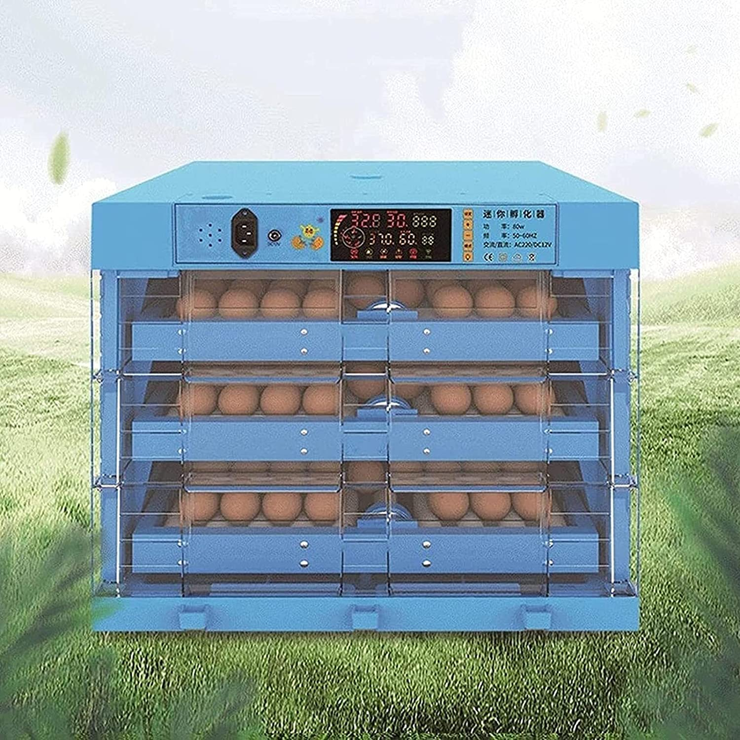 WENZHE Incubators Direct sale of manufacturer for Hatching Eggs Egg Incubator Incuba Cheap SALE Start Chicken