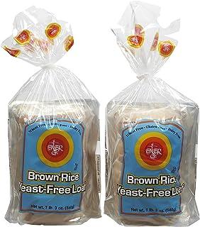 Ener-G Yeast, free Brown Rice Loaf, 19 oz, 2 pk