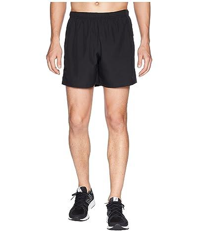 New Balance Accelerate 5 Shorts (Black) Men