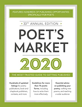 Poet's Market 2020: The Most Trusted Guide for Publishing Poetry