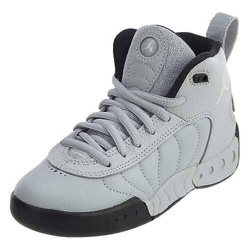 online retailer ae9e0 33228 Nike 909419-004   Kid Jordan Jumpman Pro BP Basketball Shoe Grey (11.5 M