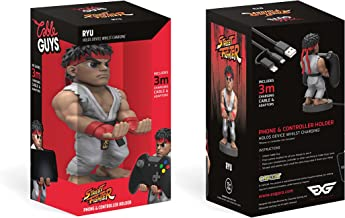 Cable Guys Street Fighter Ryu Device Holder | PlayStation/Xbox/Smartphones