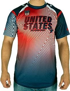 Rhino Rugby   USA Performance Team Fan Sub Jersey