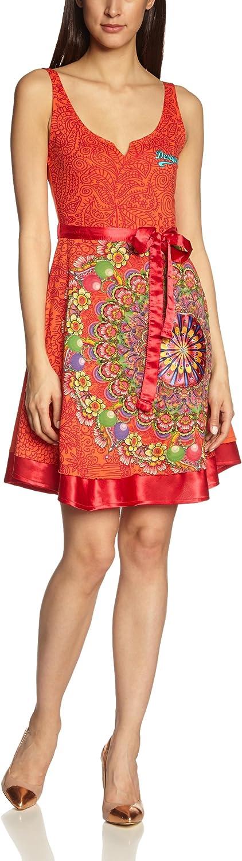Desigual Women's trend rank Argentina Virginia Beach Mall Dress A-Line Straps