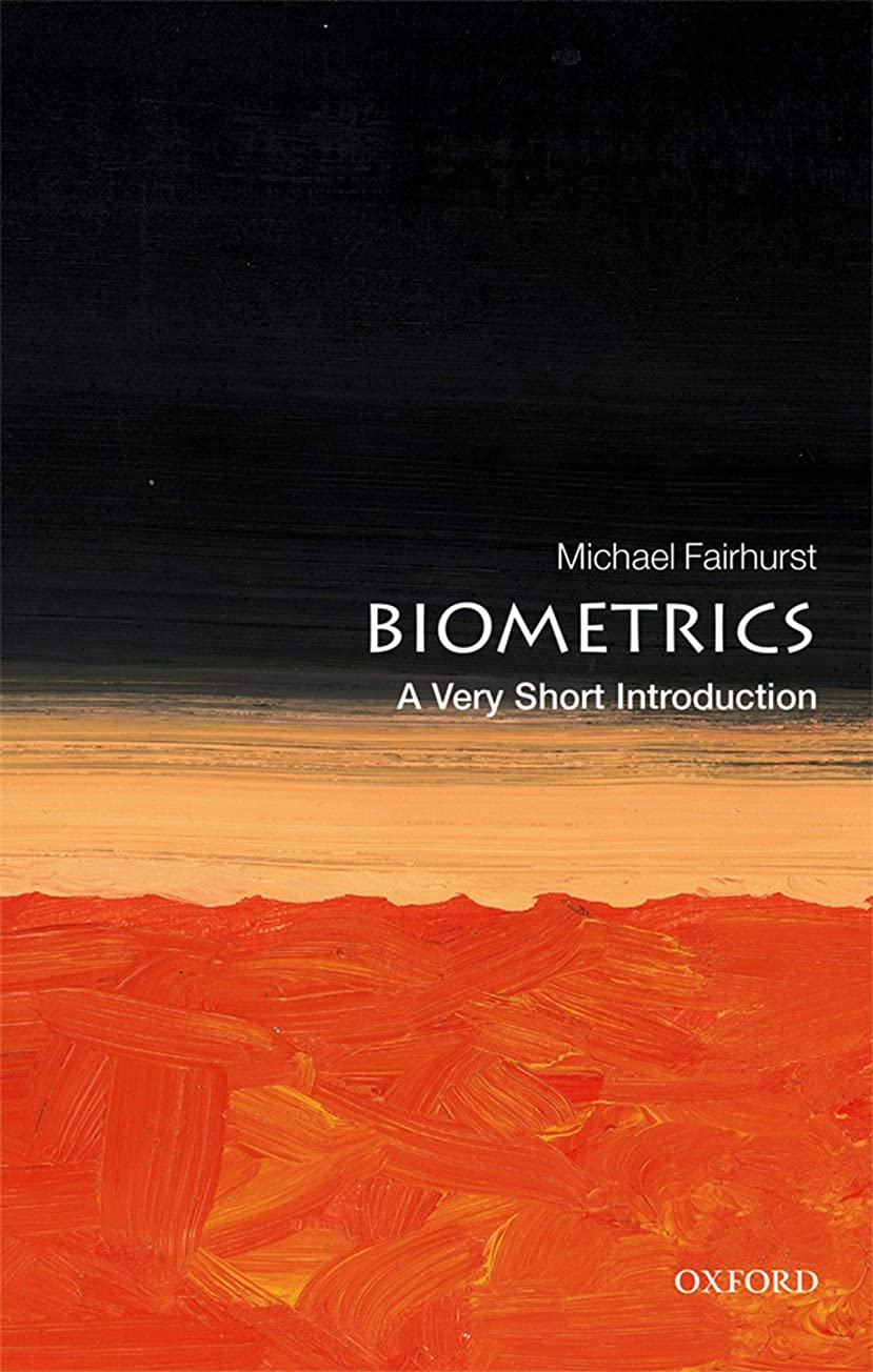 スタンド経由でソフィーBiometrics: A Very Short Introduction (Very Short Introductions) (English Edition)