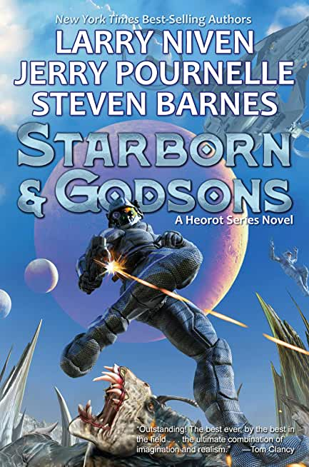 Starborn and Godsons (Heorot Series Book 3) (English Edition)
