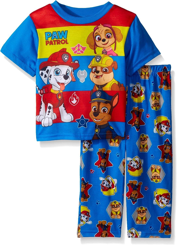 Nickelodeon Genuine Boys' Paw Patrol Pajama Set Low price 2-Piece