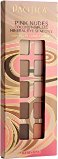 product image for Pacifica Beauty 10 Well Eye Shadow, Pink Nudes, 0.2 Ounce