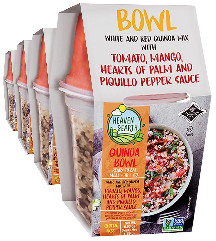 Heaven Earth Quinoa Bowl price with Tomato Mango P Palm of Max 81% OFF Hearts