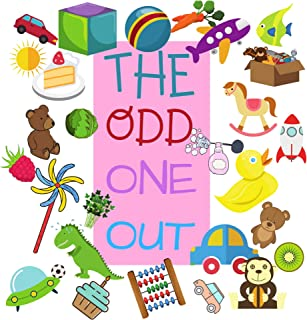 The Odd One Out: Picture Guessing Game for 2 – 6 Years Old