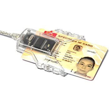 【国内正規品】Gemalto ジェムアルト ICカードリーダ・ライタ IDBridge CT30 電子申告(e-Tax)対応マイナンバー・住基カード用PC USB-TR HWP119316
