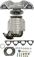 Dorman 673-439 Catalytic Converter with Integrated Exhaust Manifold for Select Honda Models