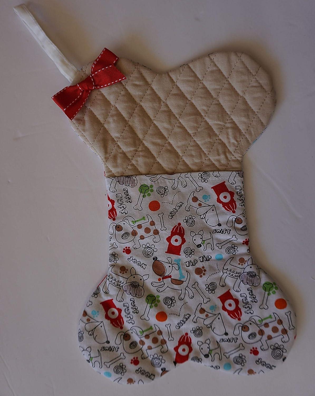 Bone Shape Dog 1 year warranty Direct sale of manufacturer Stocking Christmas