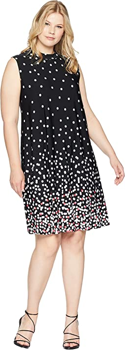 KARI LYN Plus Size Alanna Sleeveless Dress