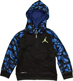 Jordan Little Boys Air Therma-Fit Zip Hoodie