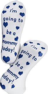 Labor Delivery Hospital Non Skid Push Socks By Baby Be Mine Maternity Pregnancy Pregnant Baby Shower Gift