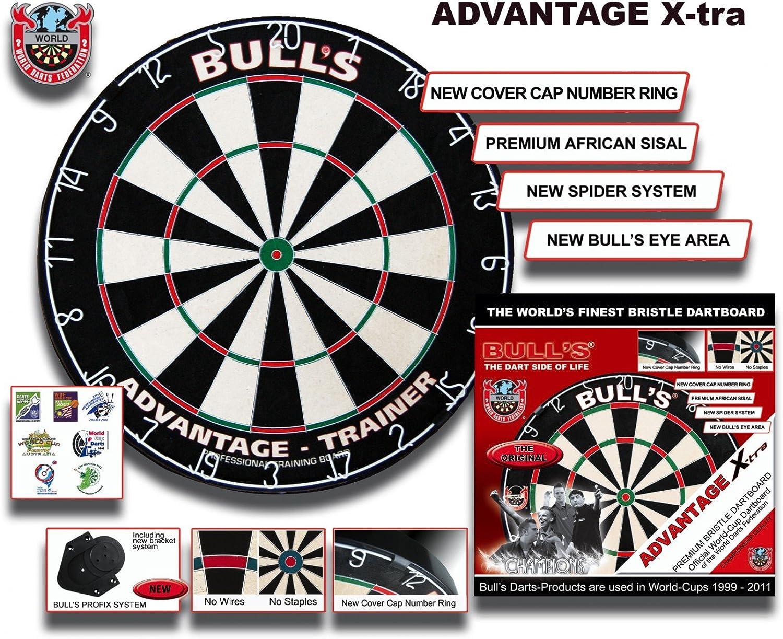para proporcionarle una compra en línea agradable Bull's Darts 68009 - Advantage Advantage Advantage ii trainer diana de pelo  para barato