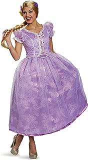 Disguise Women's Tangled Rapunzel Ultra Prestige Costume