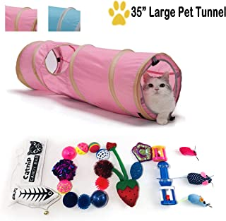pink kitty cat toy
