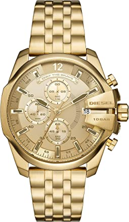 Baby Chief Chronograph Stainless Steel Watch - DZ4565