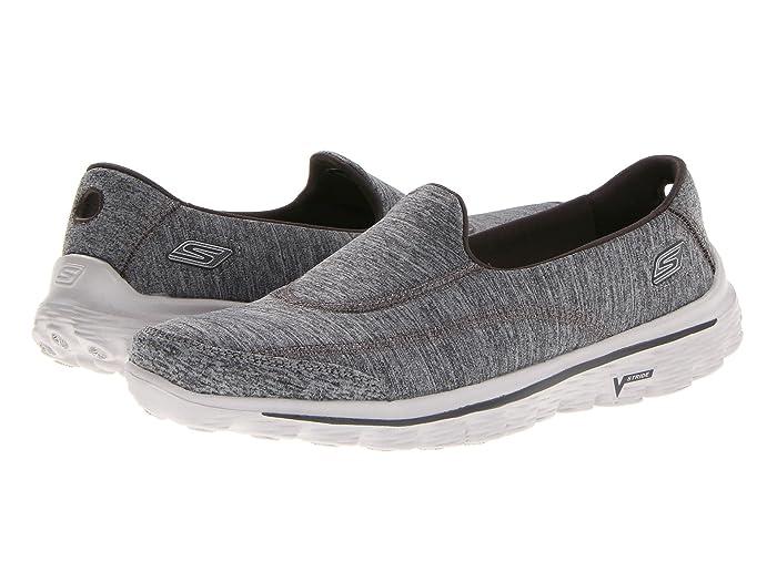 Skechers Go Walk 4 Circuit Black Sneakers
