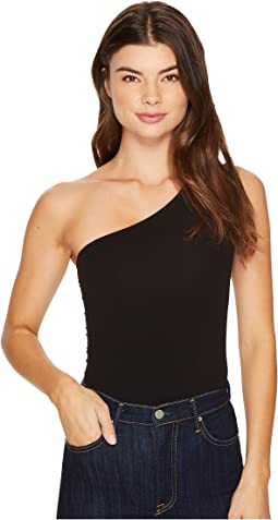 Commando - Ballet Body One Shoulder Bodysuit KT024