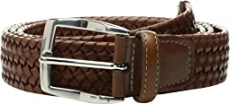 Torino Leather Co. 35mm Italian Woven Stretch Leather