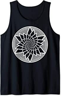 psychedelic tank top mens