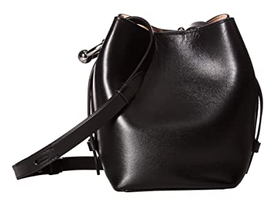Rebecca Minkoff Kate Mini Bucket (Black) Handbags