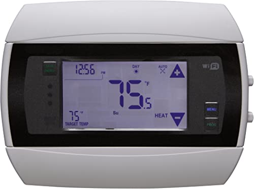 lowest Radio Thermostat CT50 7-Day Programmable sale Thermostat (WiFi wholesale Enabled), iOS & Android App Controls online sale