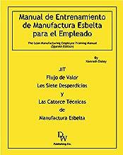 Manual de Entrenamiento de Manufactura Esbelta para el Empleado