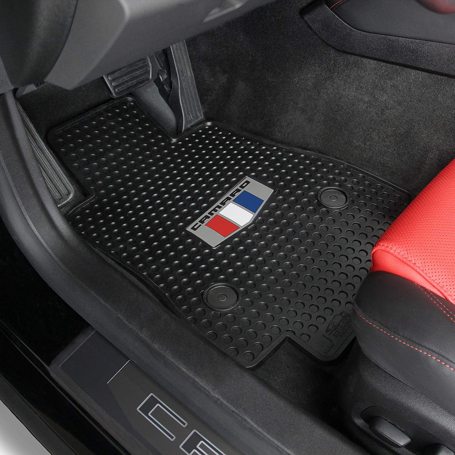 70% OFF Outlet Lloyd Mats Signature Rubber All for Cam free shipping Chevy Weather Floor