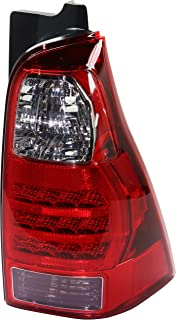 Tail Light Compatible with Toyota 4Runner 2006-2009 RH Lens and Housing