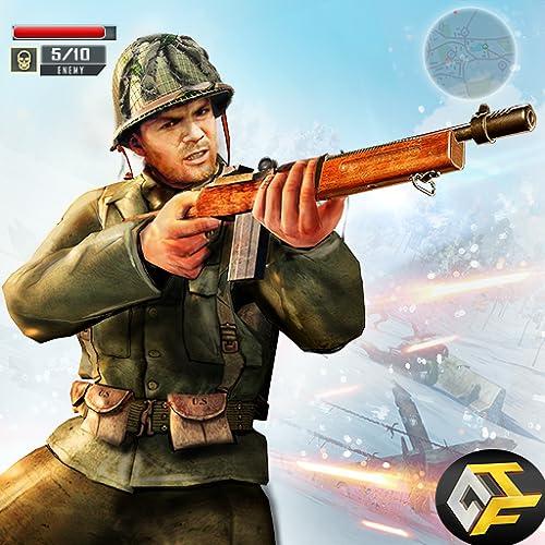 Weltkrieg 2 Überleben der Armee: fps Scharfschützen Shooter