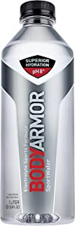 body armor water