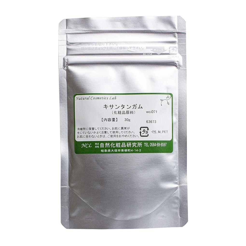 ケーブルアンタゴニストタンパク質キサンタンガム 30g 【手作り化粧品原料】