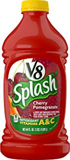 V8 Splash Cherry Pomegranate, 64 oz. Bottle (Pack of 6)