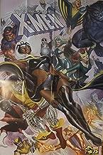THE UNCANNY X-MEN MARVEL 75TH ANNIVERSARY POSTER