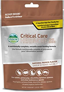 Oxbow Critical Care Fine Grind Pet Supplement, 100gm