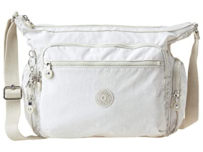 Kipling Gabbie Small Crossbody Bag (Galaxy Twist Grey) Handbags