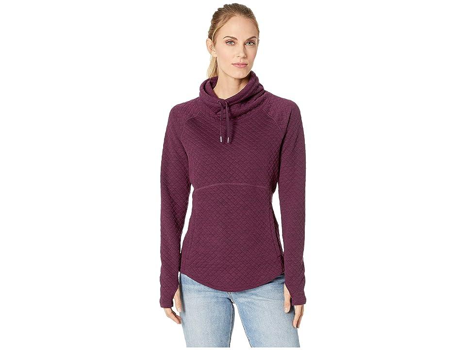 Marmot Annie Long Sleeve (Dark Purple) Women