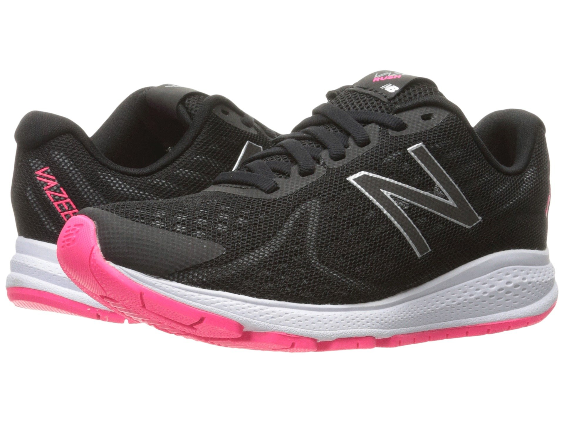 New balance vazee rush v2 mens running shoes black multi online - Pair