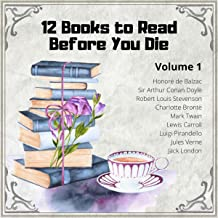 12 Books to Read Before You Die, Volume 1