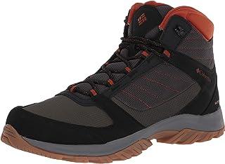 حذاء Terrebonne II الرياضي متوسط الطول من Columbia للرجال، مقاوم للماء وجيد التهوية